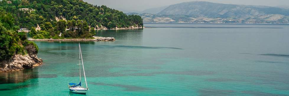 Reiseziel Korfu